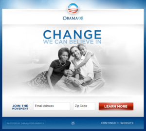 Mortgage Broker Leads Obama Campaign
